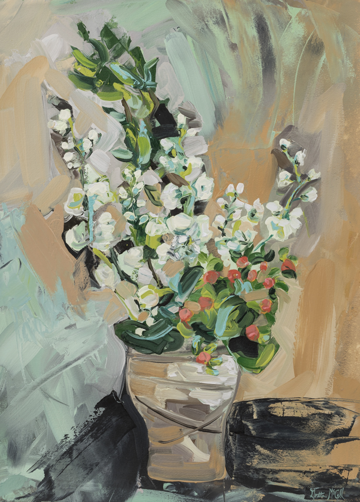 Alla Prima Flowers