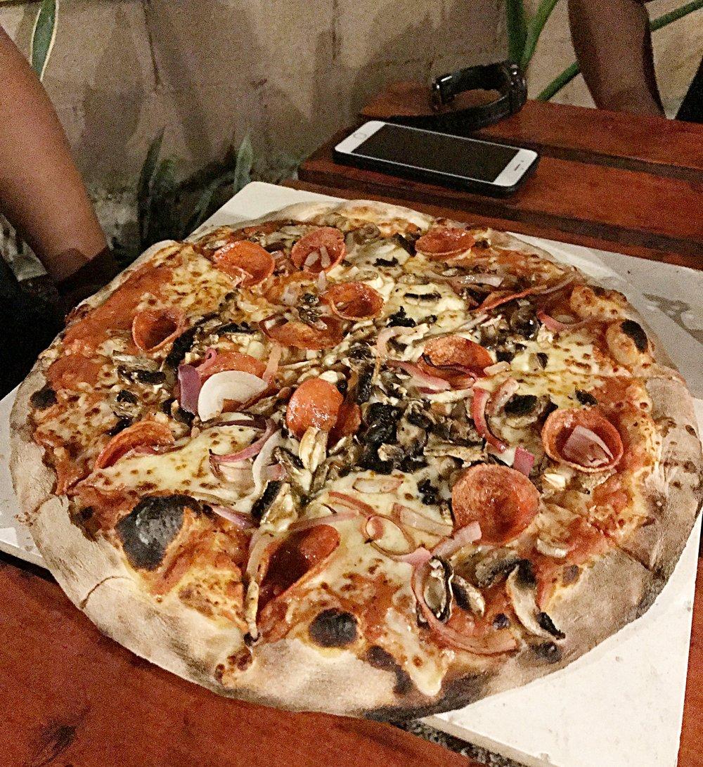 Pizzeria Manglar