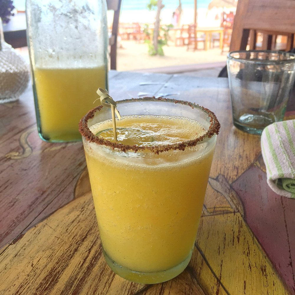 Mango Mojito from La Zebra