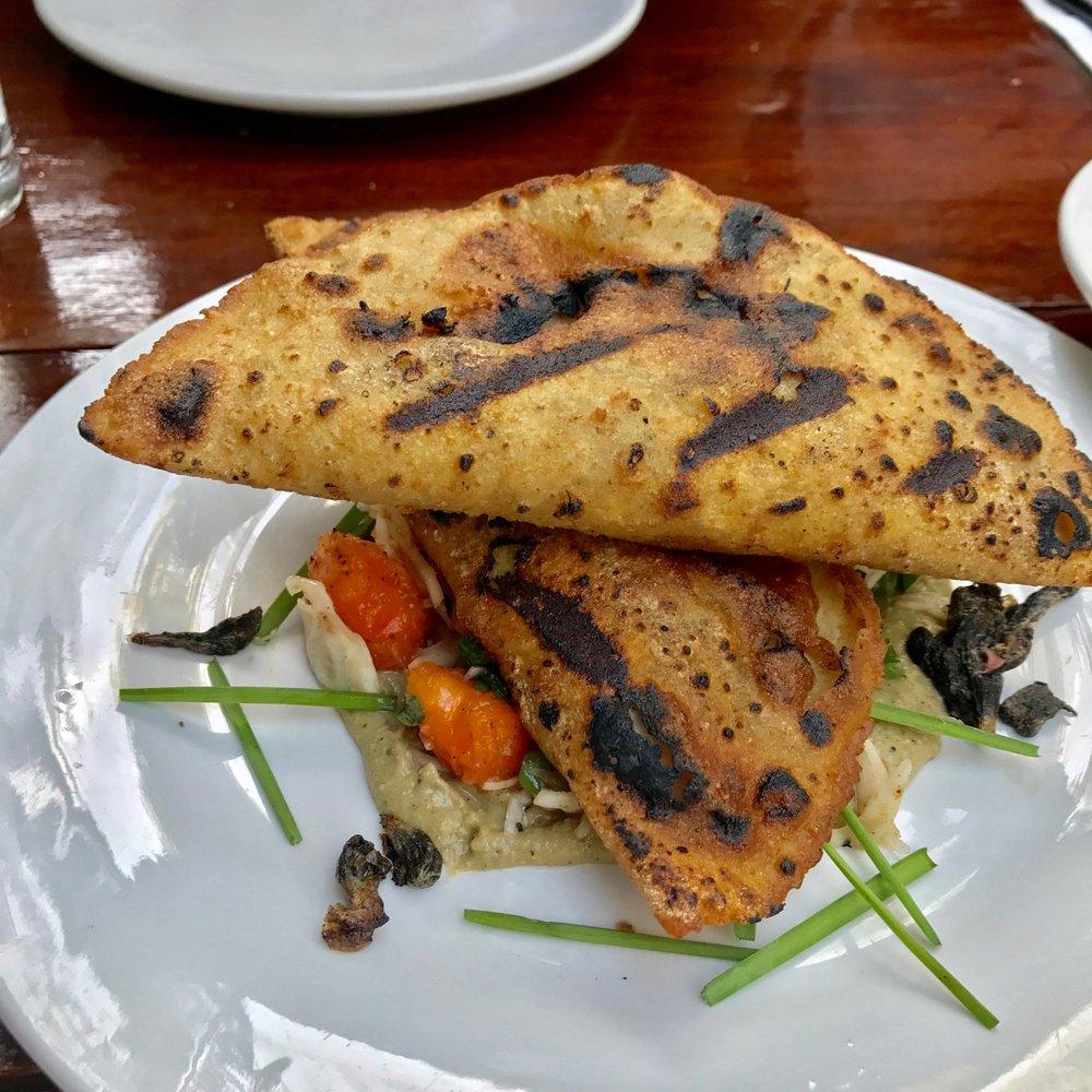 Empanadas from Hartwood