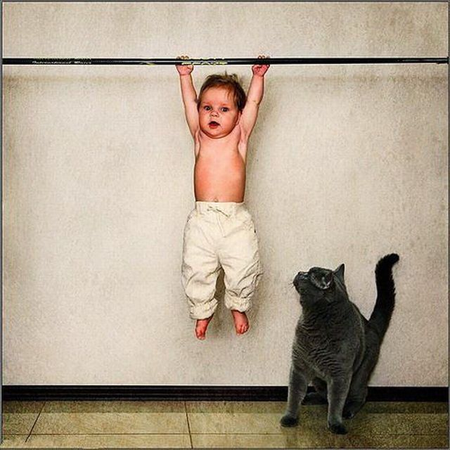 Baby Pull-up