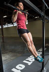 Strict Pull-up, courtesy of CrossFit Thames