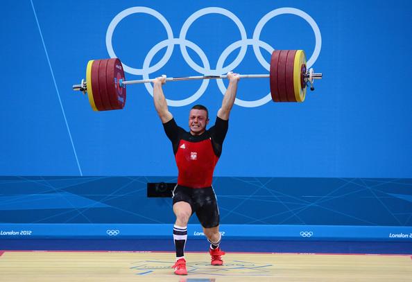 Olympic Jerk