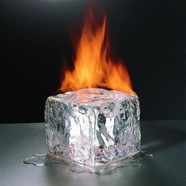 Icy Fire