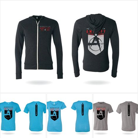Amp Shirts 2015
