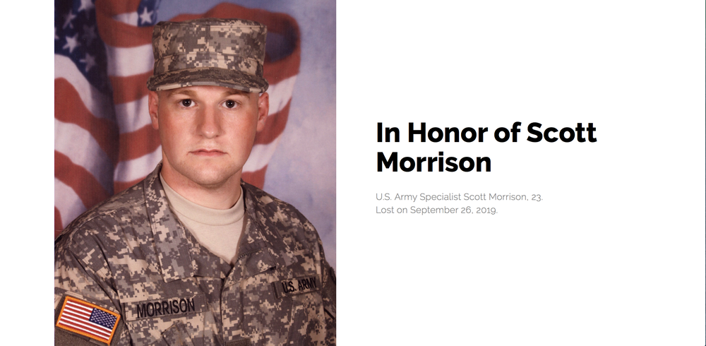"Hero WOD ""Morrison"""