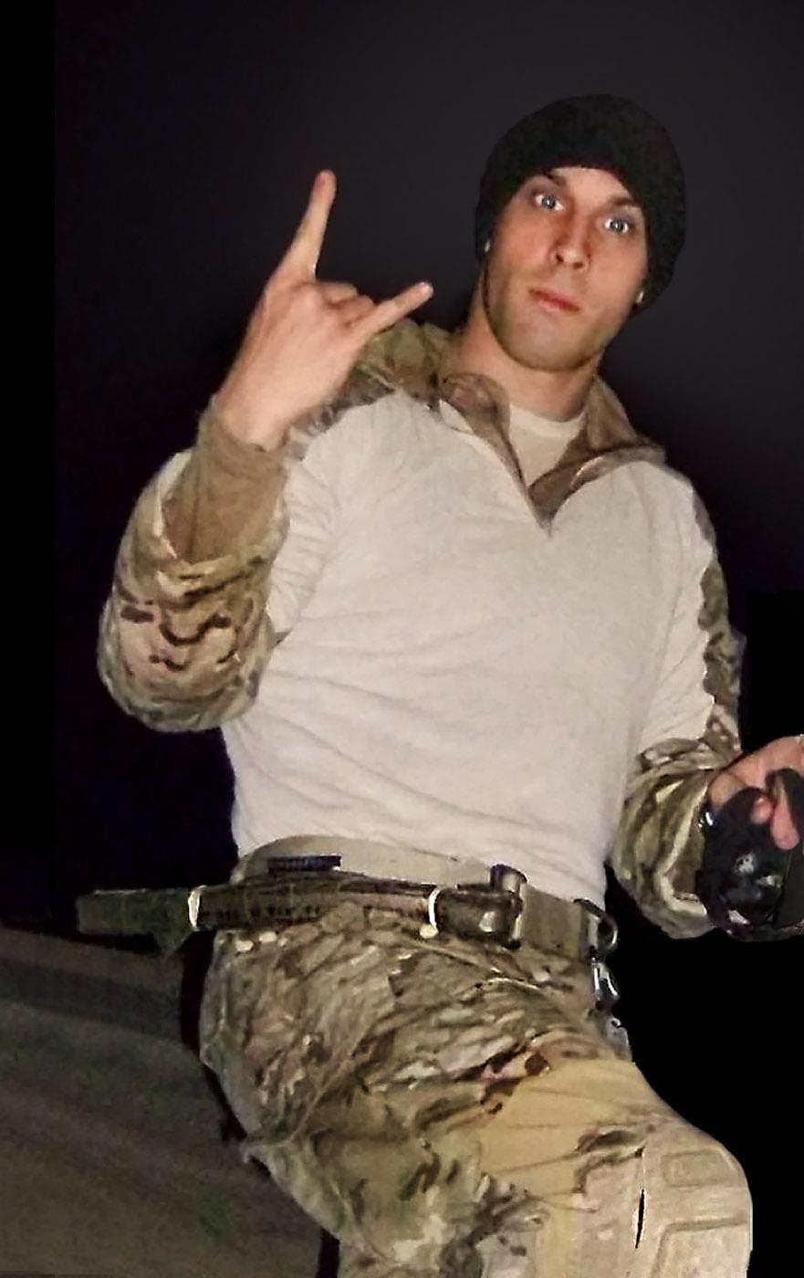 In Honor of Jason Santora - US Army Sergeant Jason A. Santora.Lost on April 23, 2010.