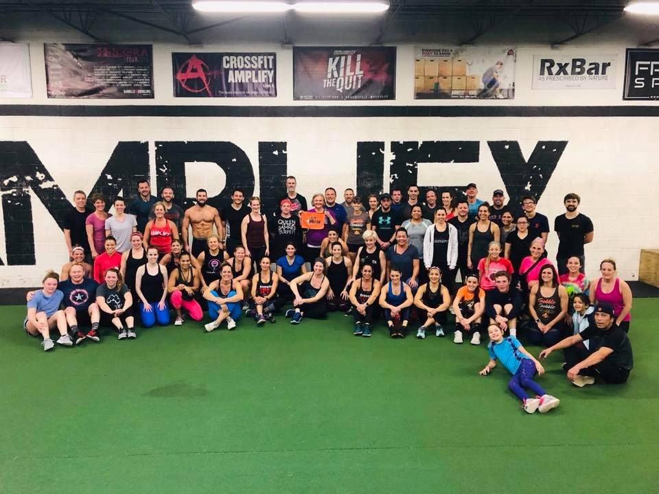 Bootcamp Crew, Thanksgiving 2018