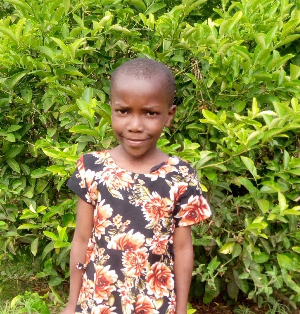 Daima - Jambo! Jambo! My name is Daima, I am 8 years old. I like eating pasta and beans. I enjoy playing with toys and learn new games. What makes me happy is playing with my friends. I don't enjoy when other kids beat me. When I grow up I would like to become a teacher.