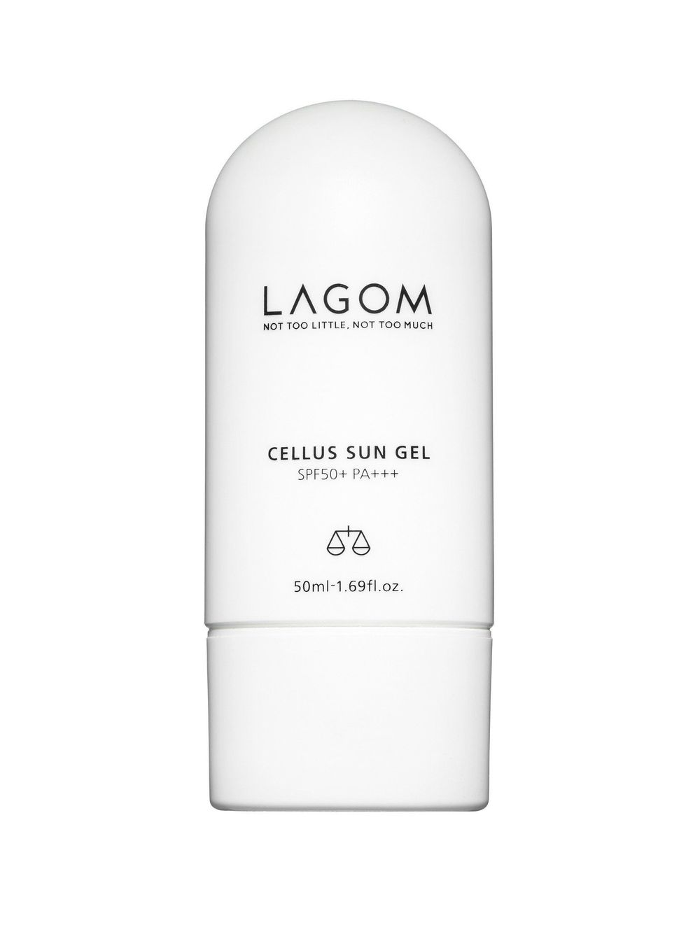 Lagom Sun Gel
