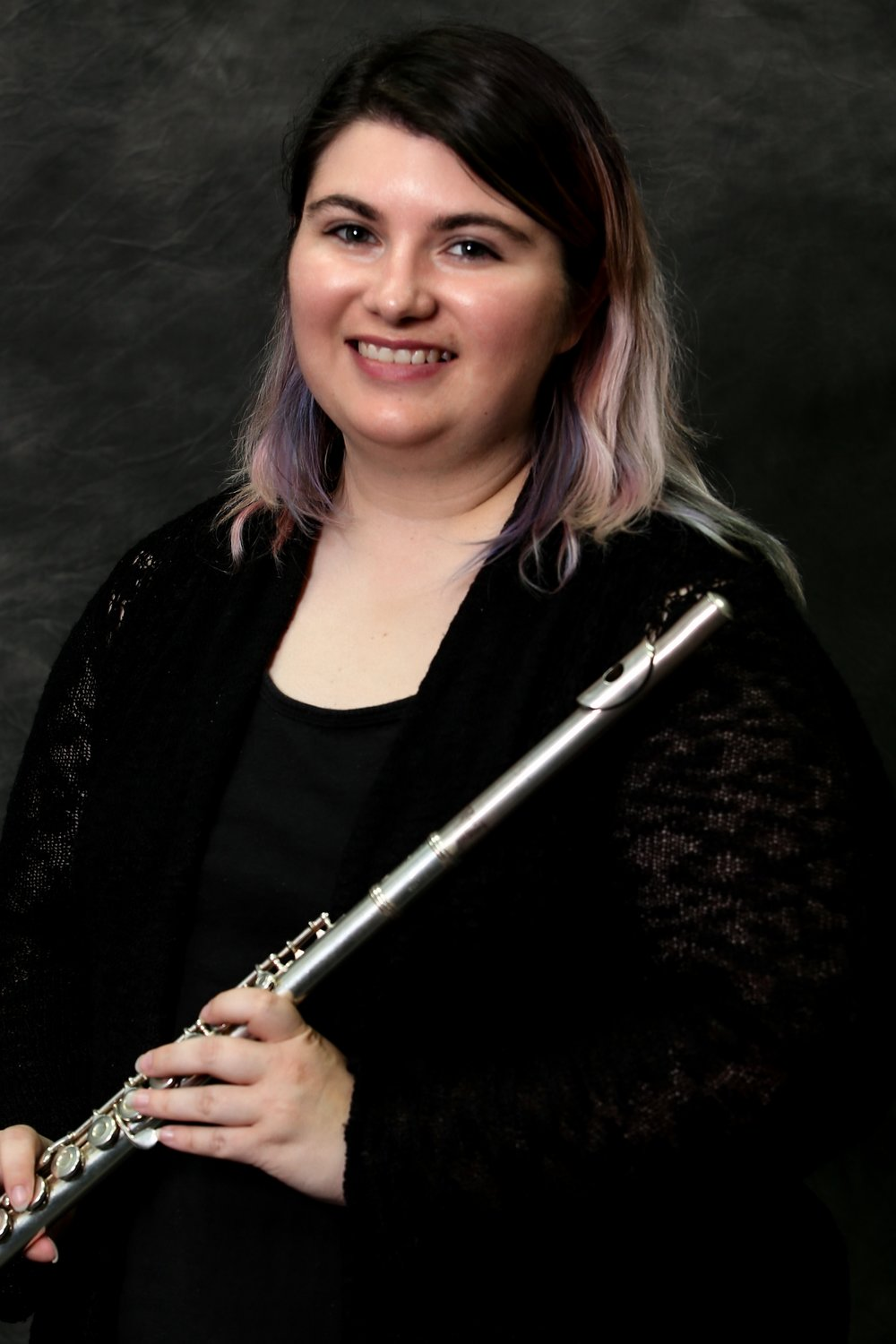 Erin Woodman, Orchestra Manager - Erin Woodman is a New Hampshire native and received her B.A. in Music from St. Michael's College in Colchester, VT. She moved to Plant City after graduating in May of 2015. A flute has been in her hands since the age of 8, and singing has been her favorite past time since she was 5. In high school and college, she performed throughout New England in various concerts and festivals. Her love of theater led her to PCE and allowed her to be part of