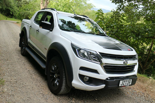 Holden Colorado Ltz And Z71 Going For The Top Motoringnz