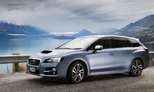 a41d553bf3304 Subaru Levorg  WRX wagon by another name — Motoringnz