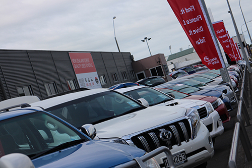 New Car Market Saturated And Set To Decline Toyota Says Motoringnz
