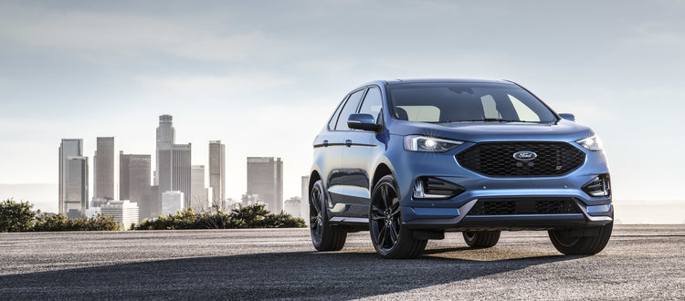 Technology Enhancements And The Addition Of An Outright Performance Version To The Lineup Meted The North American Version Of A New Ford Sports Utility