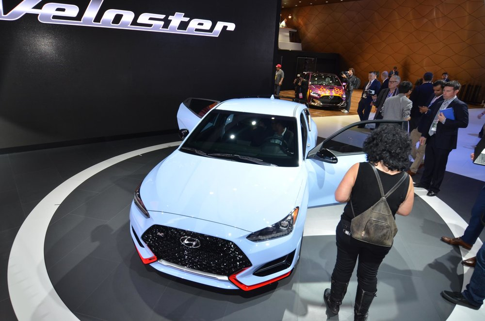 HYUNDAI VELOSTER N - SAME POWERTRAIN AS I30N, BUT LEFT-HOOK ONLY