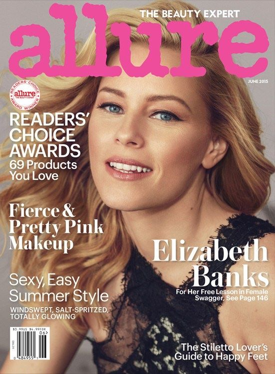 L.A. Sun Spray Tan in Allure Magazine