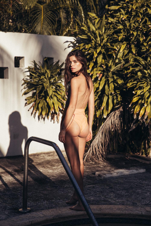 vogue models fashion bikini swimwear spray tans by dila djokaj la sun airbrush