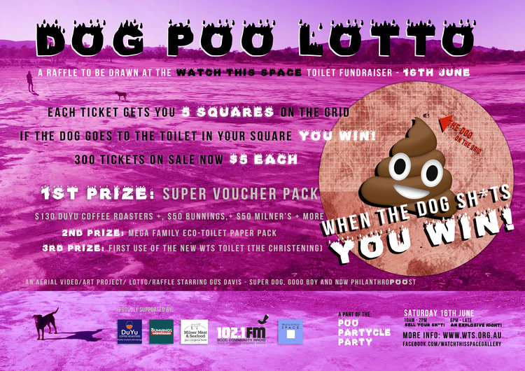 Poo Partycle Party — News — Watch This Space