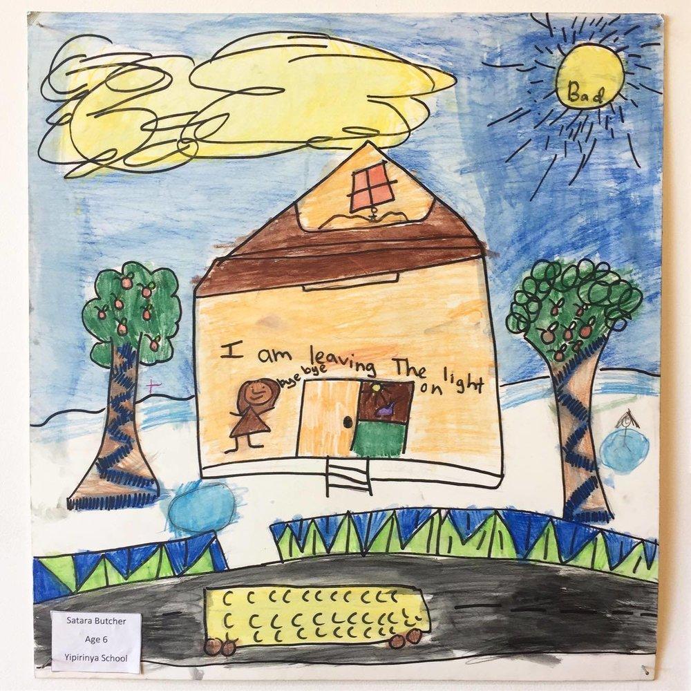 Yipirinya School-Climate Change exhibition.jpg