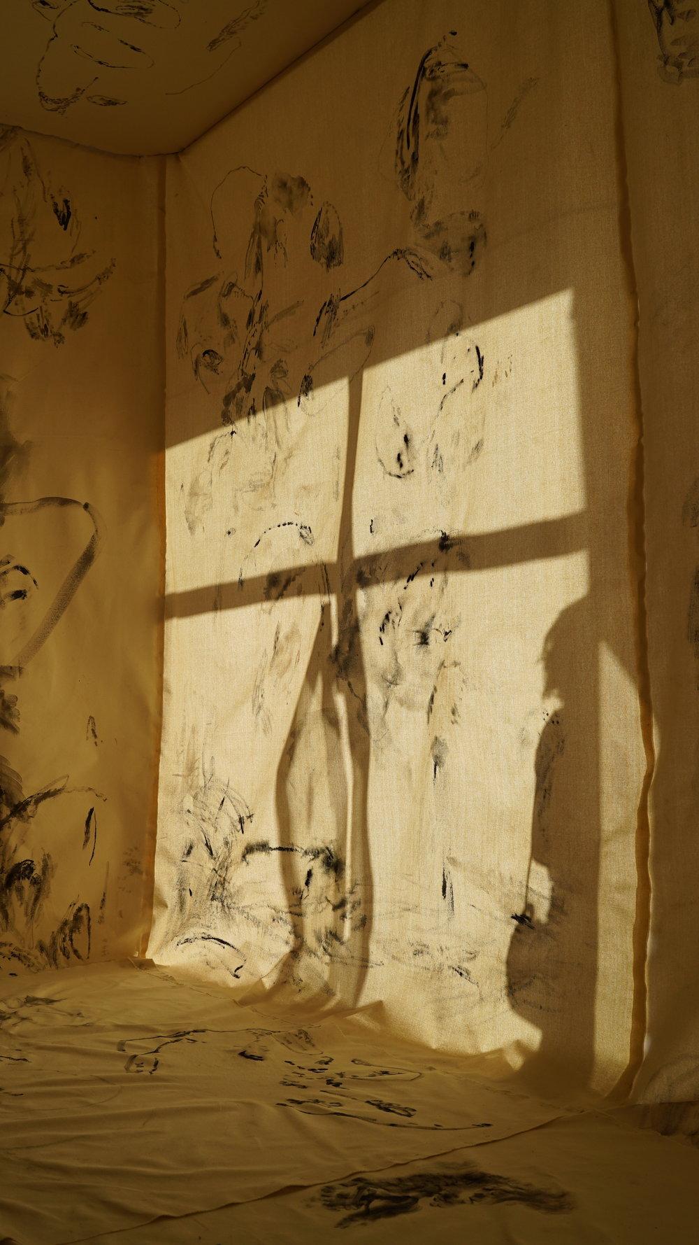 Building Walls  by   Zoya Godoroja-Prieckaerts  Photo: Mimi Catterns
