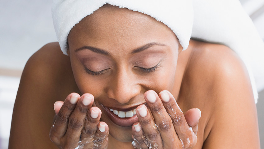 Green and Natural skin care for Black skin