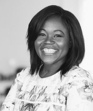 Rahama Wright - Founder of Shea Yeleen - Natural Shea Butter products for Black Woman