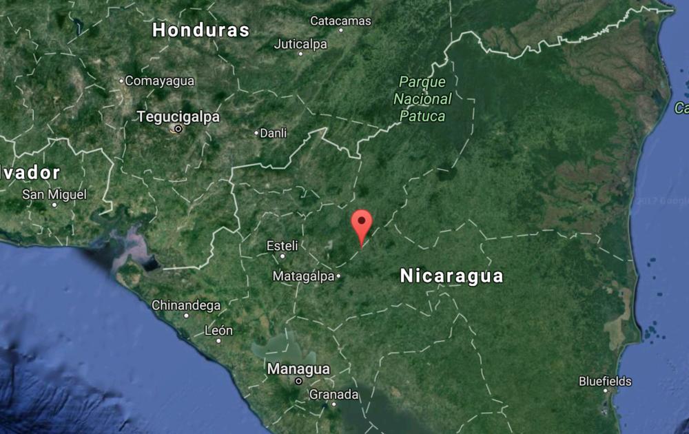 La Dalia, Nicaragua -