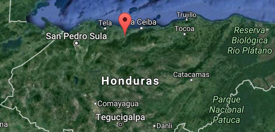 La Masica, Honduras -