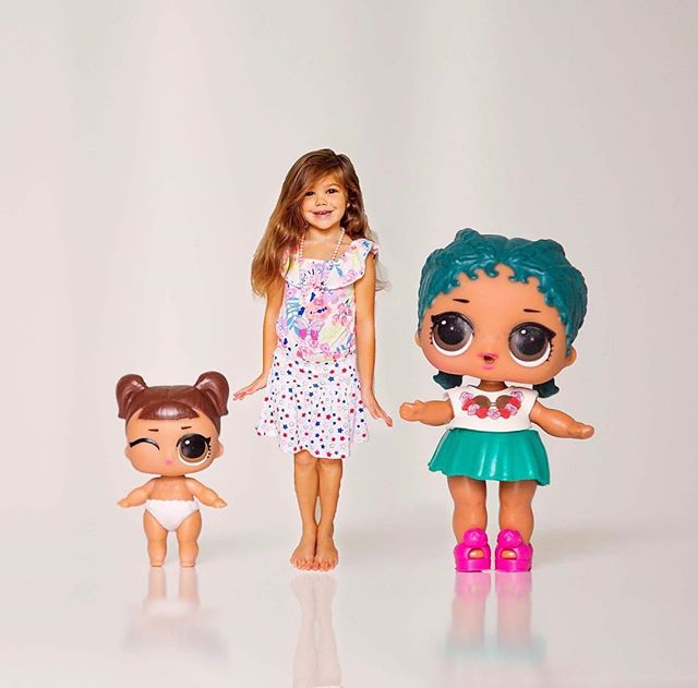 """Mommy, I want you to take my picture with my LOL dolls..."" her favorites right now!  #loldolls #dolls #agirlandherdolls #mattelynsworld #stephanielovaephotography #composite #creativefun #daughter #preciousmoments #ig_motherhood #uniteinmotherhood #momtogs #lolsurprise #havingfun #lovemybabygirl #fiveyearsold"