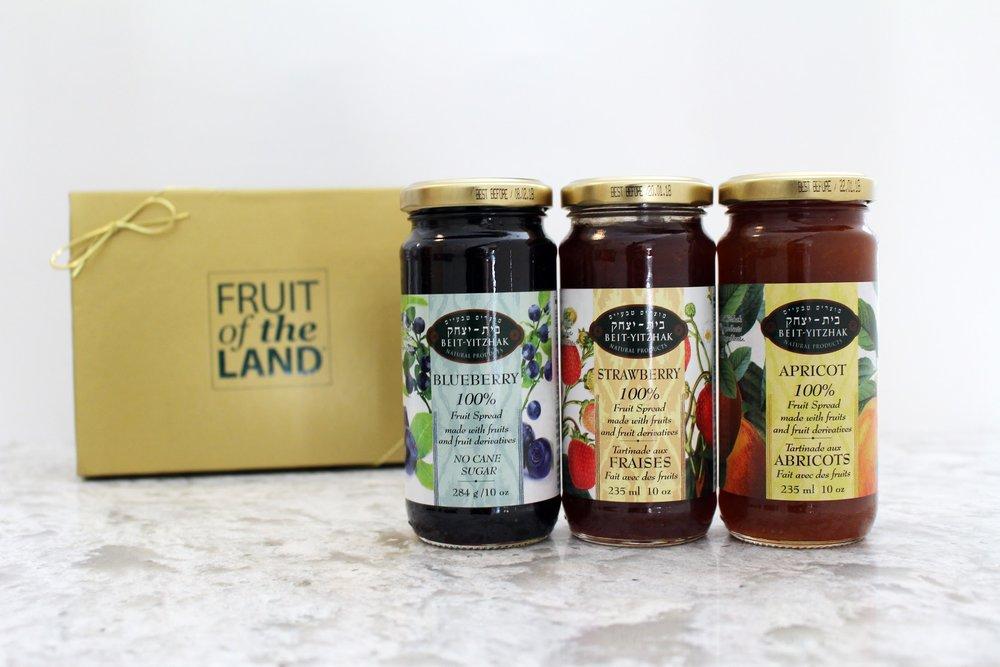 Beit Yitzhak 100% Fruit Spread Gift Box.jpg