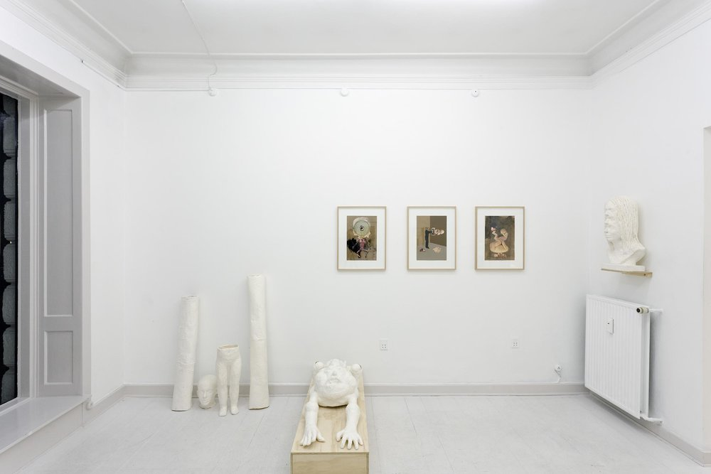 The Umbilical Eye , 2012. SOD Gallery, Copenhagen, DK. Solo exhibition.