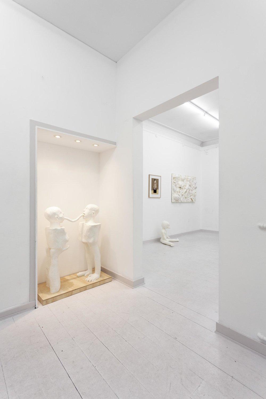 The Umbilical Eye , 2012. Marie Kirkegaard Gallery, Copenhagen, DK. Solo exhibition.