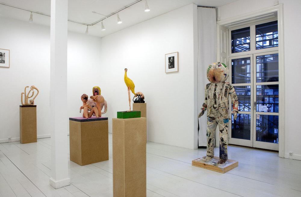 Insanitorium , 2012. Galleri Christoffer Egelund, Copenhagen, DK. Solo exhibition.