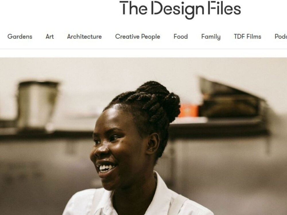 Cake and Kindness The Design Files