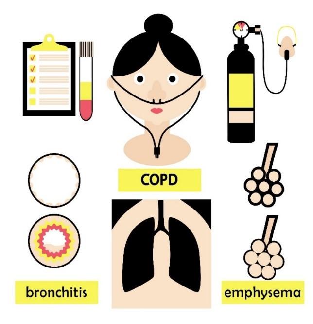COPD 慢性阻塞性肺疾病