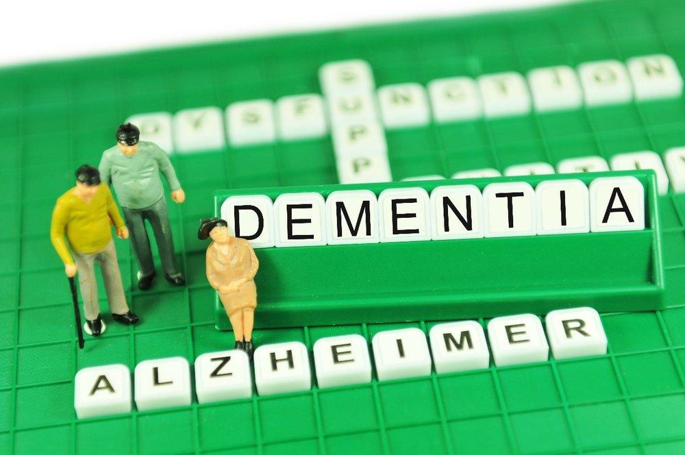 Dementia 癡呆症