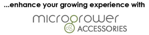enhance your growing experience with microgrower accessories