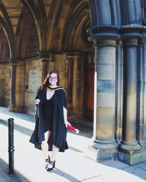 university of glasgow graduation