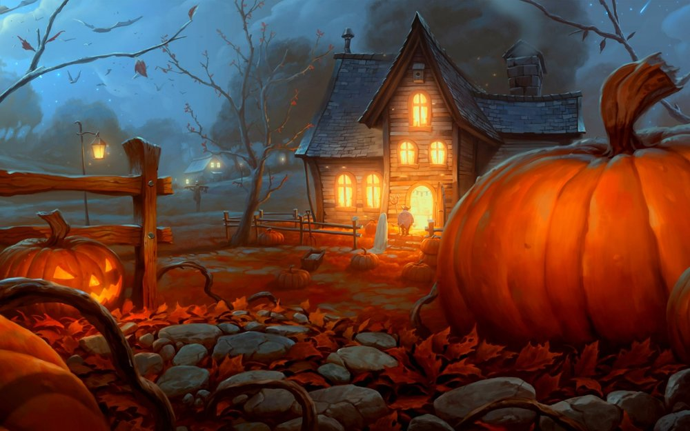 Halloween - Kom verkleed koken!