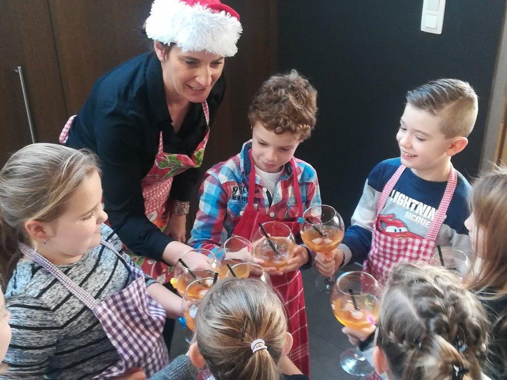 Feestelijk kook Atelier -