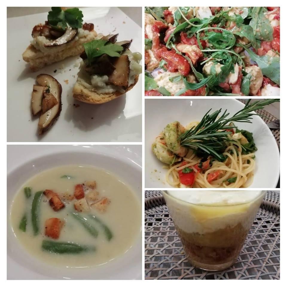 - Artisanale gerechten met een twist