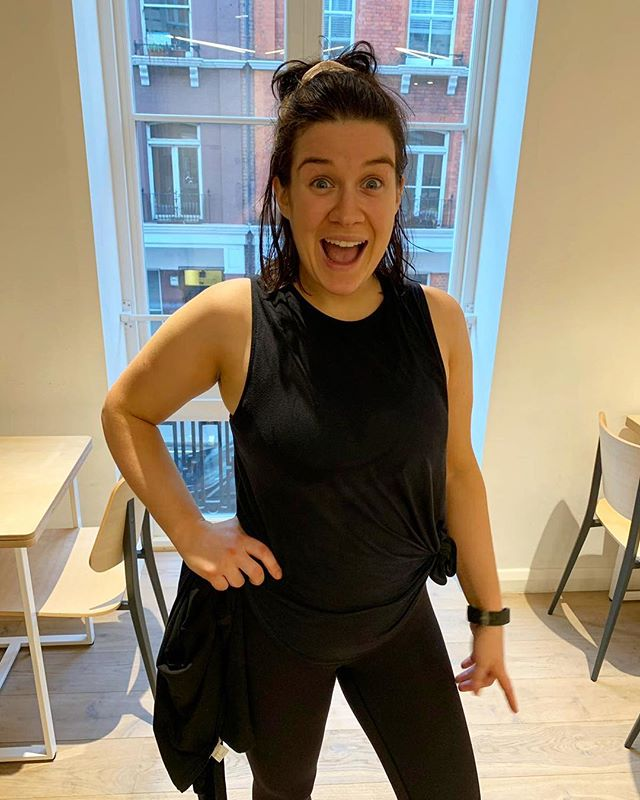 This is how shocked I am that I've done 400 classes @psyclelondon  and I can't wait to go back for more. • 🌟🌟🌟 •  These people and this community are the reason I'm self employed and still choose to wake up at 5.30 am to exercise. Forever grateful for the many ways that Psycle has changed my life. I'd spend all day every day inside you if I could. The best workouts in London, the best people, the best vibe, the best community and the most supportive and encouraging people you could work out with everyday! • • ❤️❤️❤️