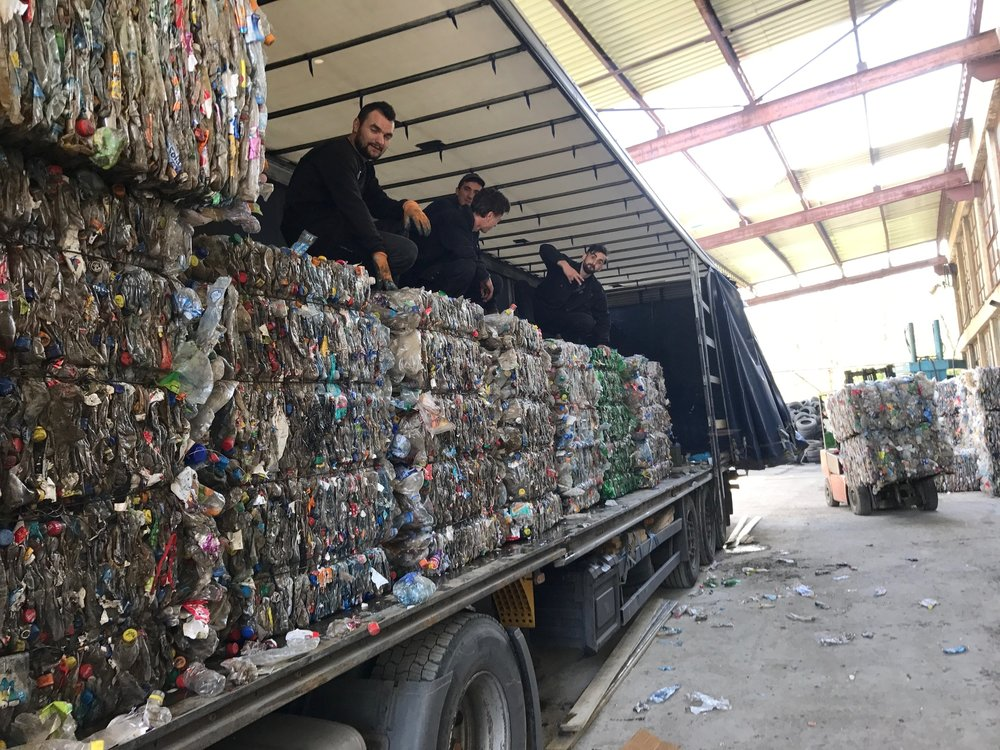 Recycling Facility - Set up recycling facility in developing country and procured export and environmental licenses.