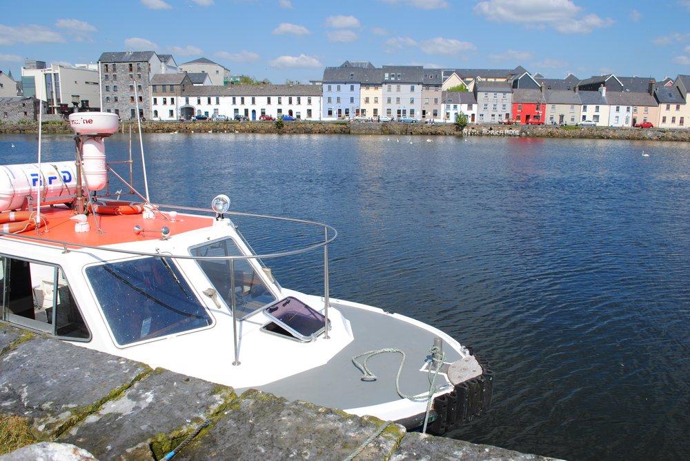 12 Seater Passenger Boat.