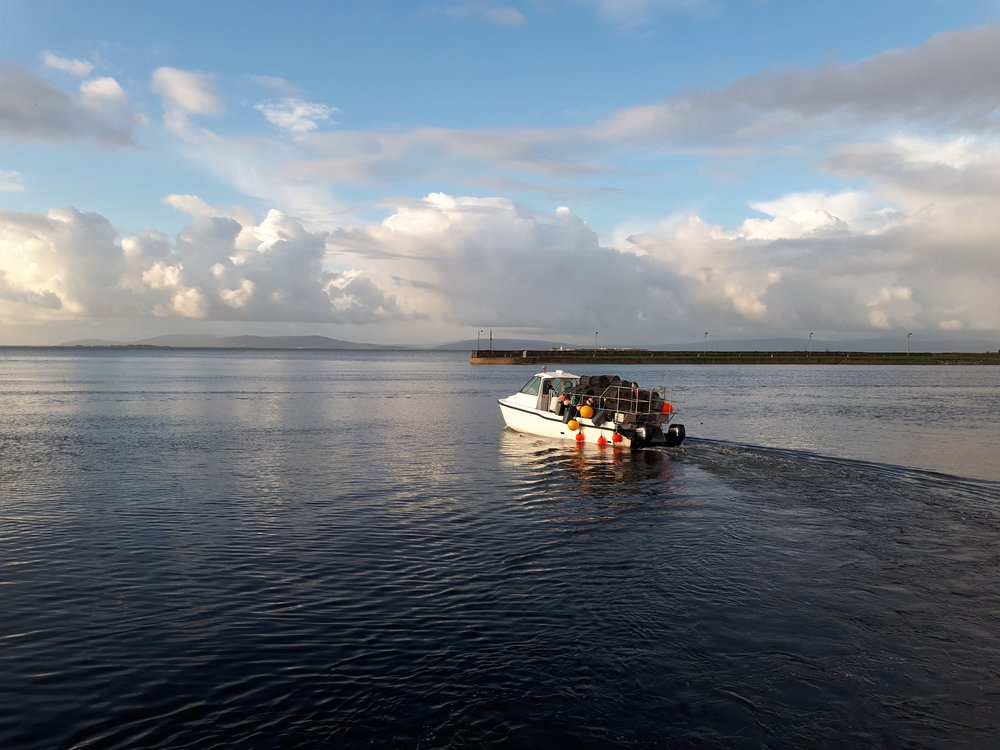 An Authentic Galway Fishing Tour.