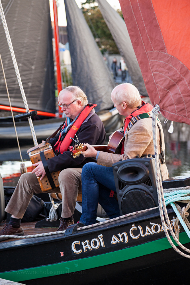 A Living Galway Tradition (Photo Credit:  Nicholas Grundy )
