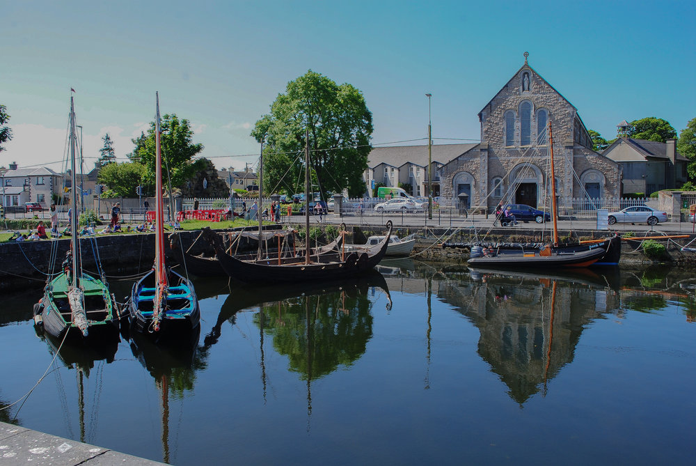 Dominican Church, Galway City.