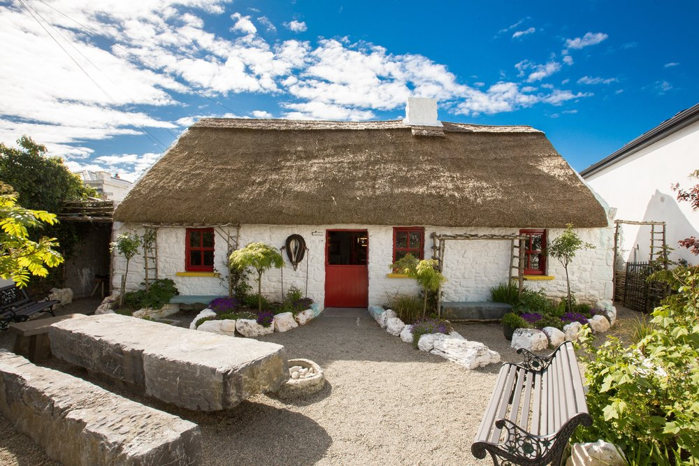 Visit to Katie's Claddagh Cottage