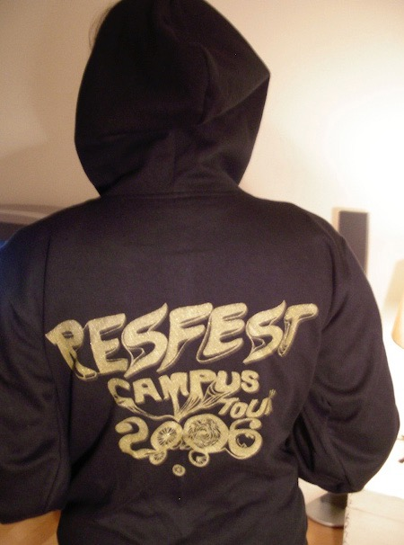Resfest campus tour